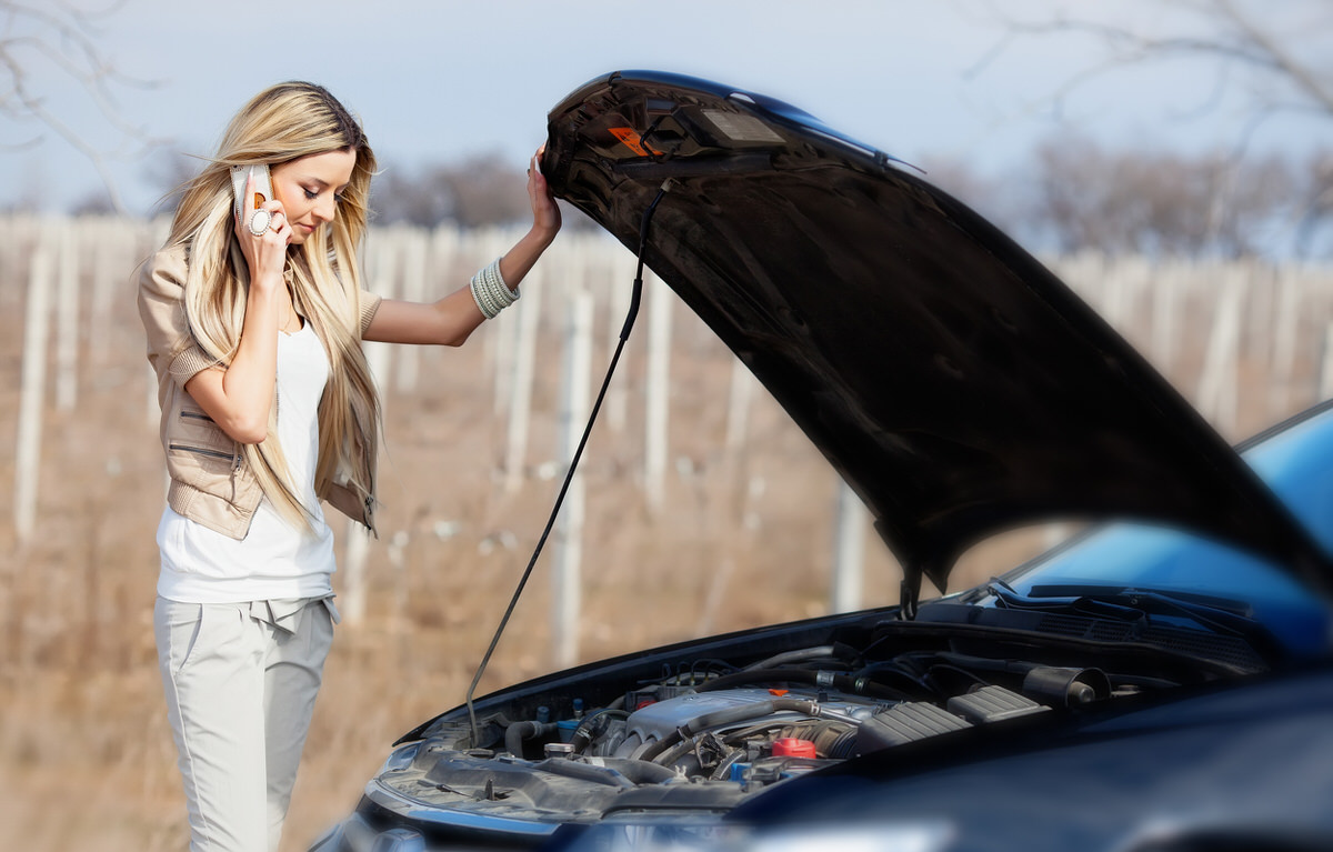 У девушки в дороге сломалась машина и она рассчиталась натурой 20 фотография
